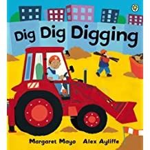 Dig Dig Digging (Awesome Engines Book 50) (English Edition)