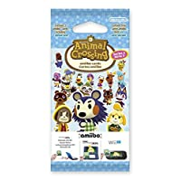 Nintendo 任天堂 动物之森:幸福之家设计师 Amiibo卡片套装 - 系列3