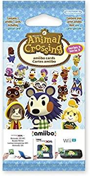 Nintendo 任天堂 動物之森:幸福之家設計師 Amiibo卡片套裝 - 系列3