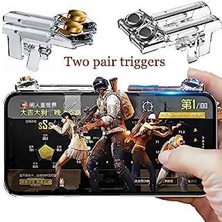 移动游戏控制器 触发器 摇杆 敏感射击 Aim 操纵杆 物理按钮