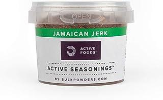 BULK POWDERS 活性香料,牙买加Jerk,50克