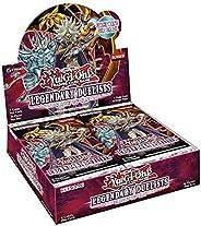 Yu-Gi-Oh LED7RU 传奇决斗者 7 Rage of Ra 重印无限版扩展盒,每盒 36 包