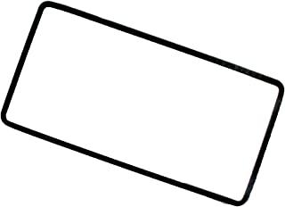 AWESOME 车牌框架硅胶套 黑色AS-NPC-01