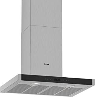 Neff D65BMP5N0 抽油烟机 N70 / 60厘米 / 排气或循环/能源效率A / 不锈钢