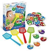Learning Resources 单词特警,视觉单词游戏,家庭学校视觉、触觉和听觉学习,语音游戏,114件,适合5岁+