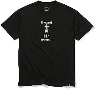 SPALDING 斯伯丁 T恤 - 篮球主题