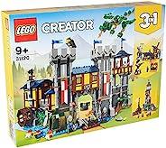 LEGO 乐高 创意系列 中世城堡 31120
