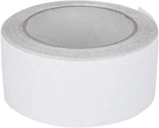 50 毫米 x 5 米防滑胶带,防水橡胶透明哑光高摩擦抓地贴纸 适用于楼梯