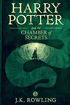 """""""Harry Potter and the Chamber of Secrets (English Edition)"""",作者:[J.K. Rowling, Olly Moss]"""
