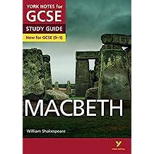 Macbeth: York Notes for GCSE (9-1) (English Edition)