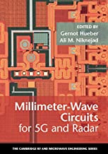 Millimeter-Wave Circuits for 5G and Radar (The Cambridge RF and Microwave Engineering Series) (English Edition)