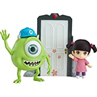 Good Smile Monsters Inc:Mike & Boo Deluxe Nendoroid 可动公仔