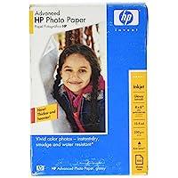 HP Advanced Photo Paper PAPER,ADV PHOTO, 100 页数