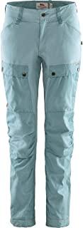 FJALLRAVEN 女式 Keb 裤子 弧形 W 常规裤