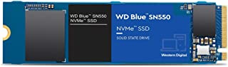 Western Digital 西部数据 Blue SN550 2TB NVMe SSD Gen3 x4 PCIe, M.2 2280, 3D NAND