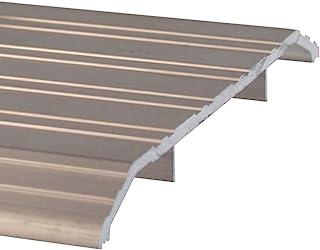 Pemko 085566 172A36 鞍座门槛,磨光铝,10.16 厘米宽,91.44 厘米长,铝