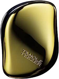 Tangle Teezer豪华便携款 璀璨金美发梳(进)