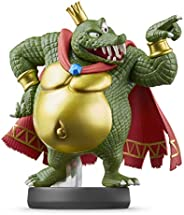 任天堂 amiibo - King K.Rool - Super Smash Bros 系列 原版