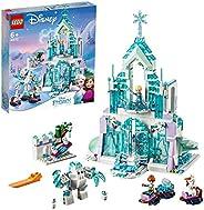 LEGO 乐高 迪士尼公主系列 冰雪奇缘 艾莎的魔法冰雪城堡 43172