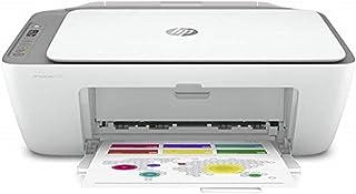 HP 惠普 DeskJet 2720 多功能打印机 打印机 扫描仪 复印机 WLAN Airprint 包含 6 个样本的即时墨水 灰色