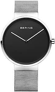 Bering 白令 石英男士手表 14539