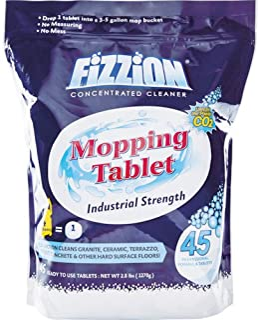 Fizzion Drop and Mop Pail *剂适用于宠物,45 片