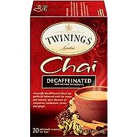 Twinings 川寧去咖啡因印度香料茶,20 包/盒(6 盒裝)
