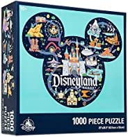 Disney 迪士尼乐园生活拼图 1000 片 2020
