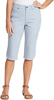 Gloria Vanderbilt 女士紧身七分裤