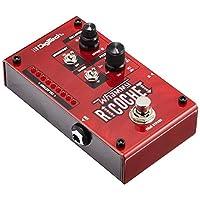 Digitech 迷你吉他投掷效果踏板,红色(Whammy Ricochet) 需配变压器