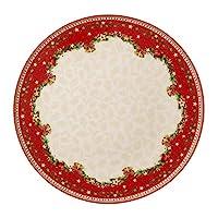 Villeroy & Boch 冬季烘焙 Delight Rd 蛋糕盤 30cm 冬青色