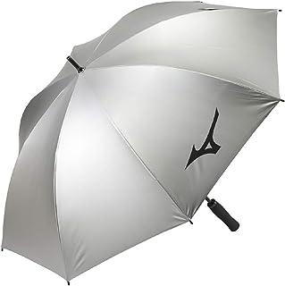 MIZUNO GOLF (美津浓高尔夫) 高尔夫伞 Mizuno 银色遮阳伞 轻量型 男女通用 5LJY192200 银色