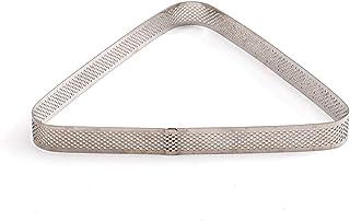 DECORA 0064077 微型灯罩三角形 22 X 19.5 X 3.5 高 cm 不锈钢