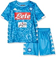 Insigne junior home match kit 2018/2019,08