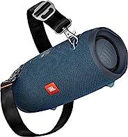 JBL Xtreme 2 音乐战鼓二代 防水低音炮/小音箱,蓝牙立体声,带有集成式移动电源,一次充电可播放15小时,蓝色