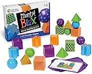 Learning Resources Mental Blox 批判思考游戲 20個積木 40張活動卡(5歲+)