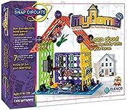 Snap Circuits Elenco My Home 电子积木套装 适合 8 岁及以上儿童