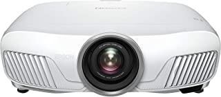 EPSON 爱普生 4K增强UHD 3LCD投影仪 EH-TW7400(3840 x 2160p,HDR,3D,2400流明,对比度200000:1,电动镜头移位),白色