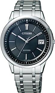 CITIZEN西铁城 腕表 EXCEED Eco-Drive 电波腕表 搭载PerfexEBG74-5025 男士