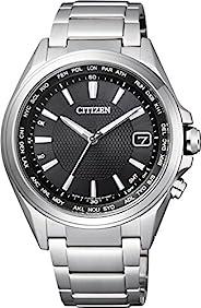 ATTESA(アテッサ) Direct Flight 男士 手表 CB1070-56E 电波计时 指针显示 世界时间