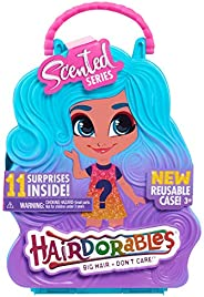 Hairdorables 可收藏的玩偶,系列4(樣式可能有所不同)