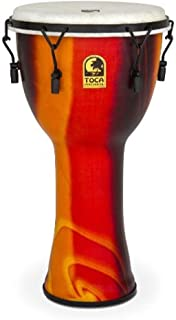 TOCA TO803247 非洲灰泥 自由式 Mech.调整版嘉年华红色 12'' SFDMX-12F