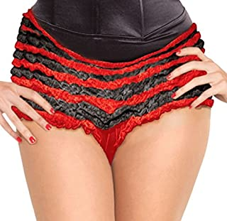Forum Novelties Women's Novelty Ruffled Panties