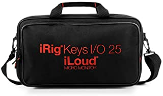 IK Multimedia iRig Keys I/O 25 & iLoud Micro Monitors - Travel Bag 正品 便携包