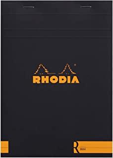 RHODIA 罗地亚 黑色顶订拍纸簿/162012C