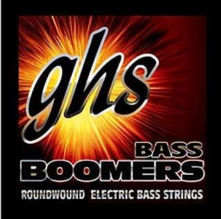 GHS BASS BOOMERS 电贝斯琴弦套装 – 3035 – 短比例 – 常规 – 050/107