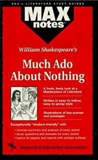 Much Ado About Nothing (MAXNotes Literature Guides) (English Edition)