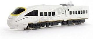 【NEW】 Train N轨距 压铸规模模型 No.59 白色发夹