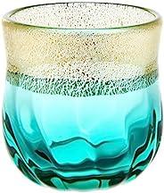 ADERIA *器 杯 绿松石蓝 60ml 津轻 日本制 F-79613
