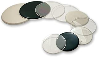 Percussion Plus Opakes 鼓皮 适用于低音鼓 28'' / 71厘米 白色